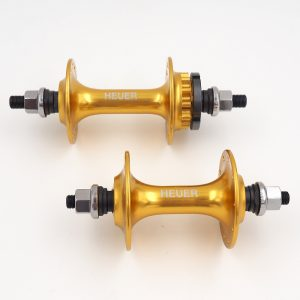 S64 Satz fixed Polygon SingleSpeed Bahn Track gold